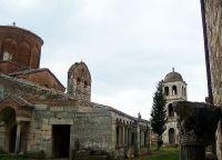 Православный монастырь Арденика