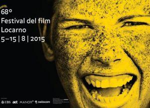 Рекламный плакат 68-го фестиваля в Локарно