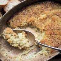ziemniaki z rybą po francusku