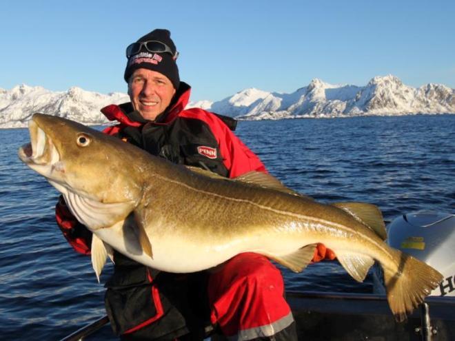 Рекордные размеры рыбы