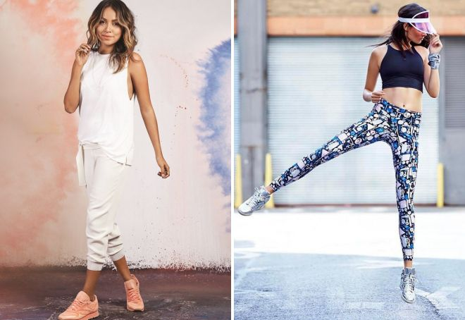 одежда для фитнеса и йоги