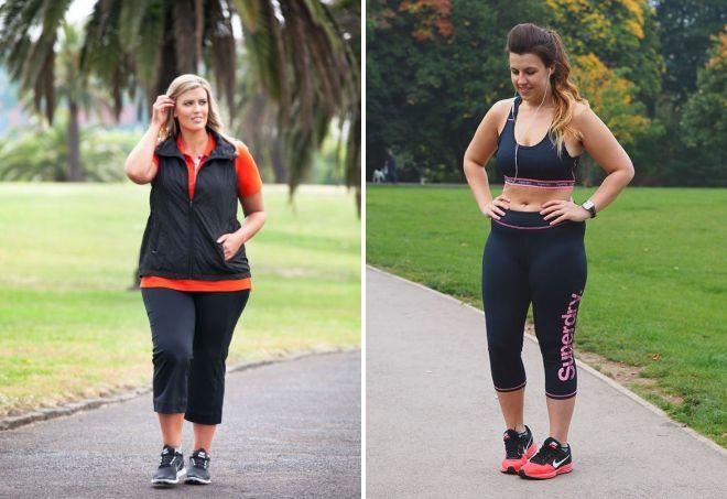 женская одежда для занятий фитнесом