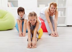 fizičko vrijeme za djecu