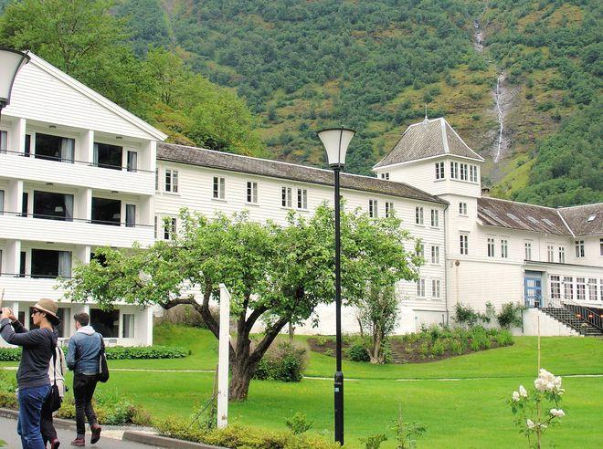 Отель Fretheim