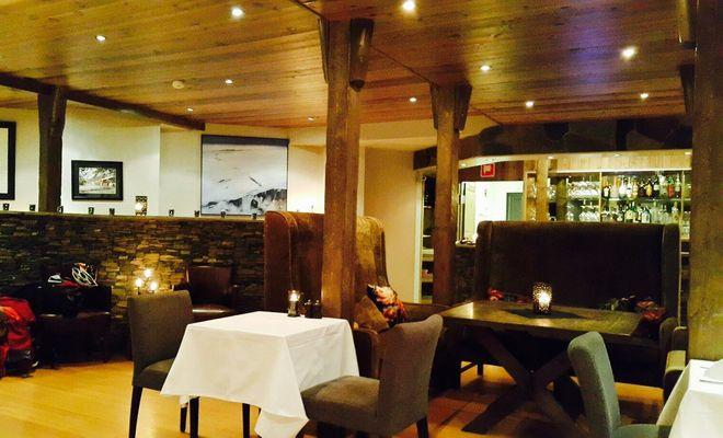 Ресторан Flamstova во Фламе