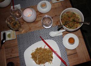 Tides Restaurant блюда