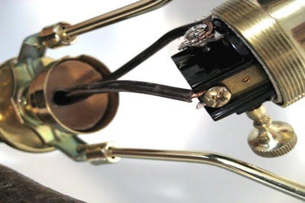 Lampa podłogowa DIY18