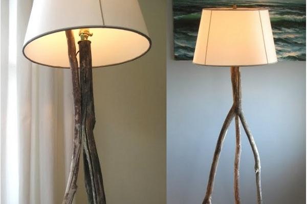 Lampa podłogowa DIY19