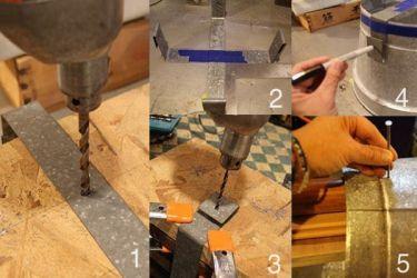 DIY lampa podłogowa9