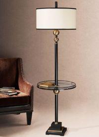 Lampa podłogowa ze stołem2