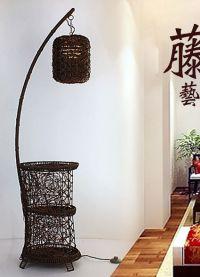 Lampa podłogowa ze stołem8