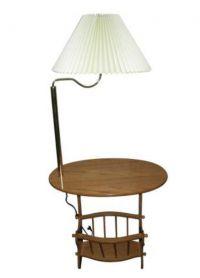 Lampa podłogowa ze stołem9