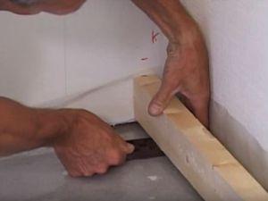 Podovi u privatnoj kući s vlastitim rukama 13