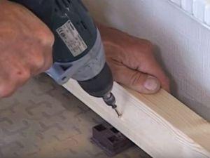 Podovi u privatnoj kući s vlastitim rukama 17