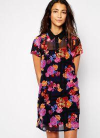 sukienka z kwiatami 2015 22