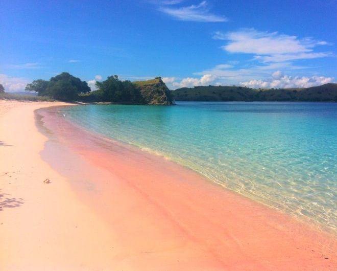 Пляжный отдых на острове Флорес