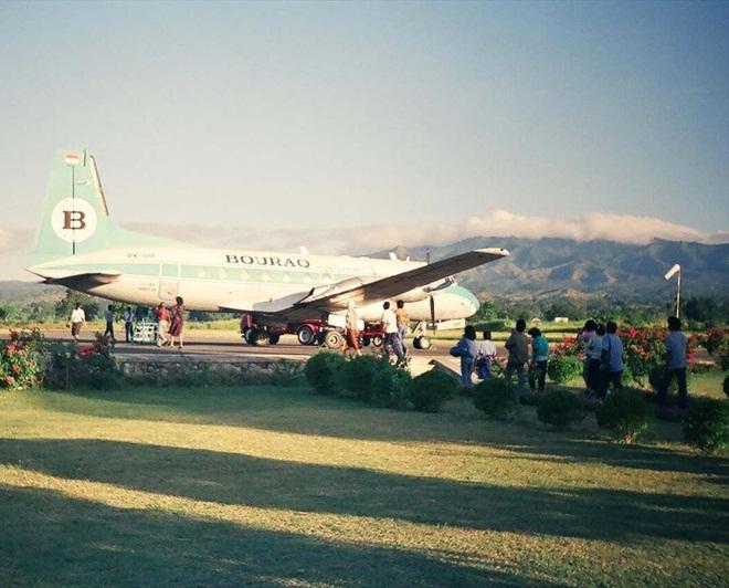 В аэропорту Маумере