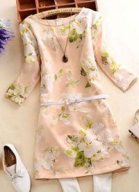 květinové šaty 2
