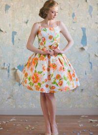 květinové šaty 4