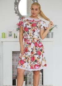 květinové šaty 5