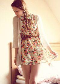 květinové šaty 7