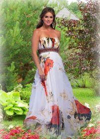 Květinové šaty 8