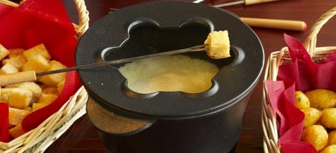 szwajcarskie fondue