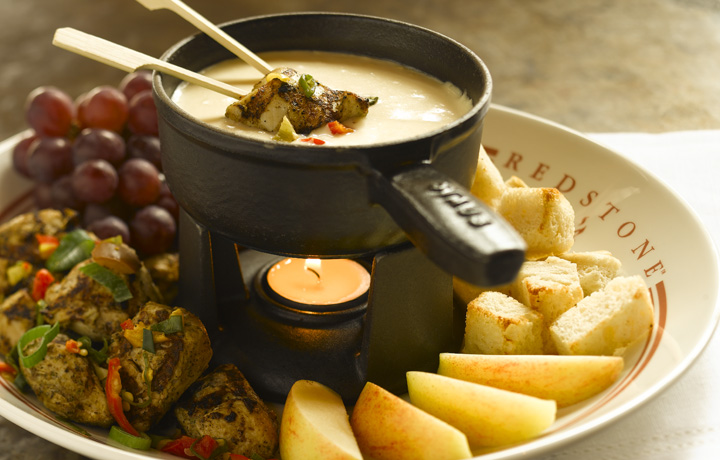 ryby fondue