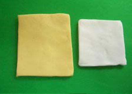 храна од полимерске глине 2