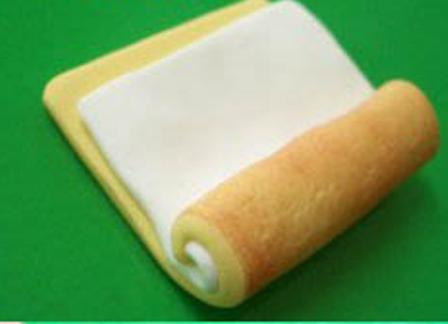 храна од полимерске глине 5