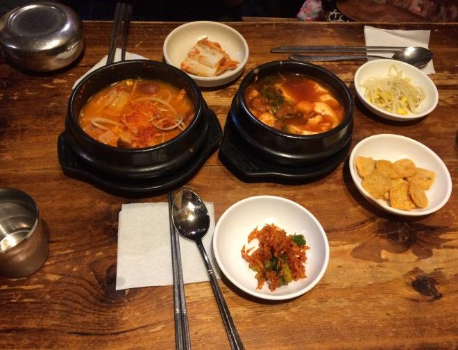 Супы в Южной Корее