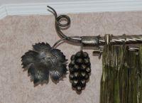 Kovanog zavjesa štapići1