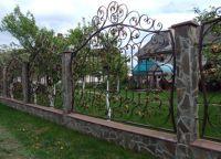 Kute ogrodzenia2