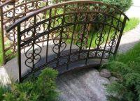 Ogrodzenia z kutego żelaza4