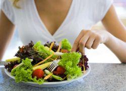 dieta podzielona na żywność