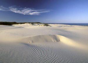 Песчаные дюны Фрейзера