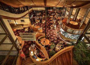 Seabelle Restaurant Kingfisher Bay Resort