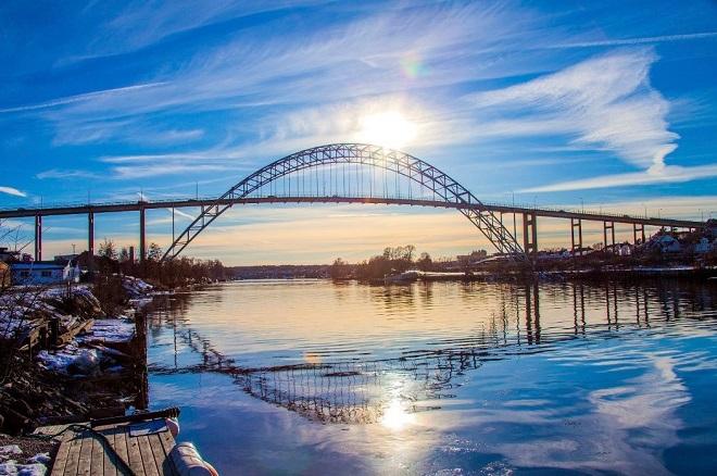 Фредрикстадский мост