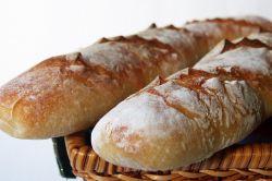 jak pečeme francouzský chléb