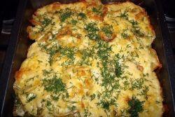 Francouzský bramborový recept základní