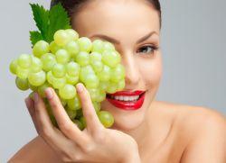peeling owocowy do twarzy