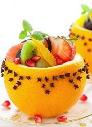 rezanje voća za djecu
