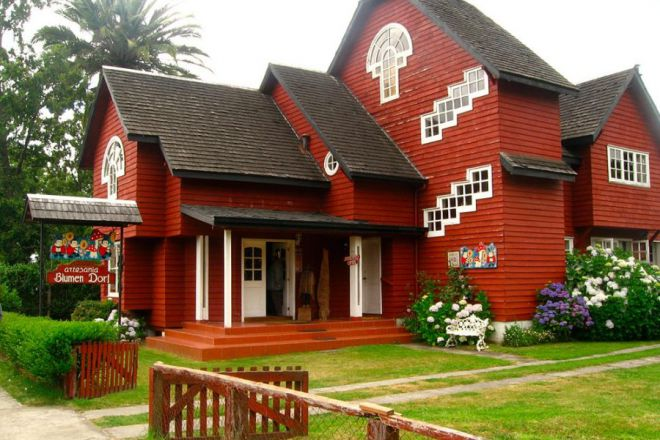 Дом в Фрутильяр