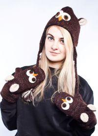 fajne czapki dla dziewczynek1
