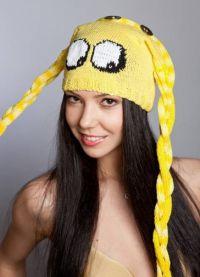 fajne czapki dla dziewczynek2
