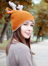 fajne czapki dla dziewczynek5