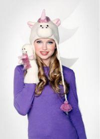 fajne czapki dla dziewczynek7