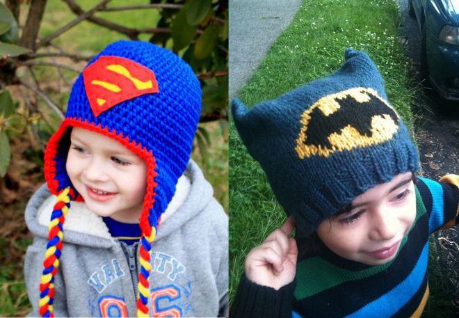 zabawne czapki z dzianiny 9