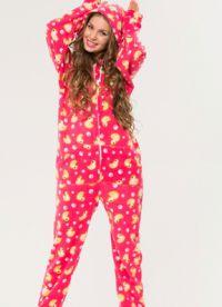 Piżamy dla dziewczynek5