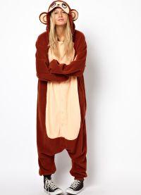 Śmieszne piżamy dla dziewczynek8